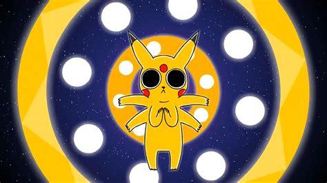 on acid pikachu on acid