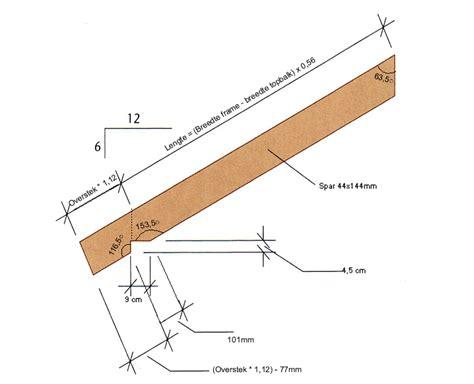 dak constructie dakconstructie zadel dak tuinhuis site goedkoop