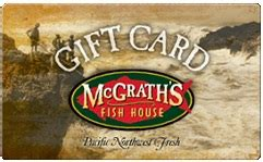 mcgrath s fish house buy mcgrath s fish house gift cards at a 6 7 discount giftcardplace