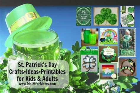 fifa 14 st patrick s day crafts for kids