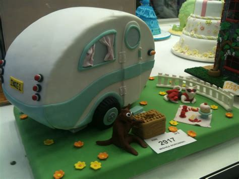 1000 images about vintage trailer cakes and bakes on