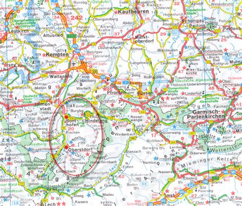 map us bases in germany us bases germany map