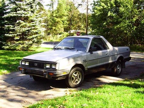 how to sell used cars 1986 subaru brat electronic toll collection subaru brat information and photos momentcar