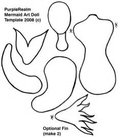 Pin The On The Mermaid Template by Mermaid Paper Doll Template Mermaids And Kraken