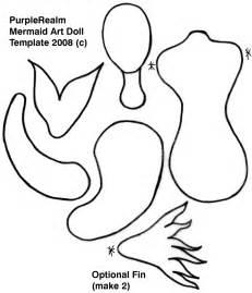 Mermaid Template by Mermaid Paper Doll Template Mermaids And Kraken