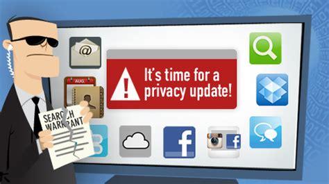 modernizing  electronic communications privacy act