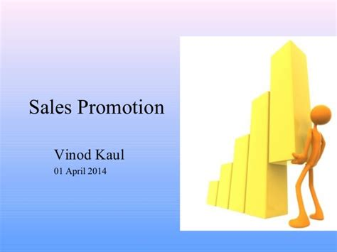 Sales Promotion Letter Ppt sales promotion ppt 01 apr2014