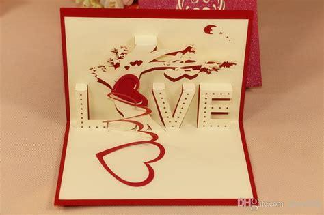 3d keepsake card templates 3d tree greeting card wedding handmade creative