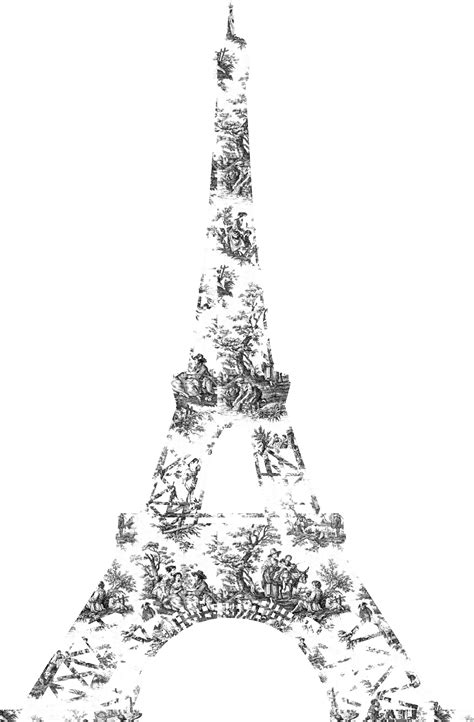 Eiffel Tower Cake Tutorial Cakecentral Com Eiffel Tower Cake Template
