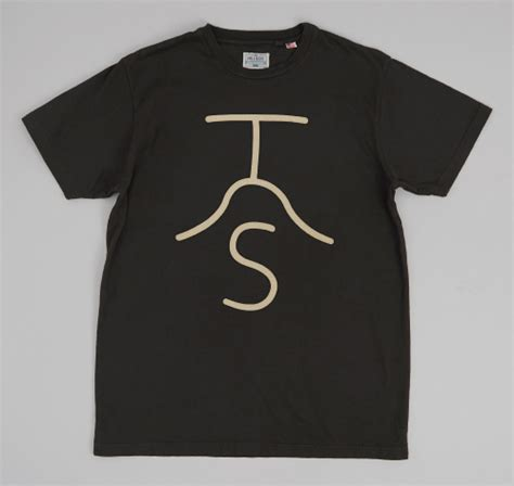 Logo Black Ts 1 big rancher logo t shirt faded black hickoree s