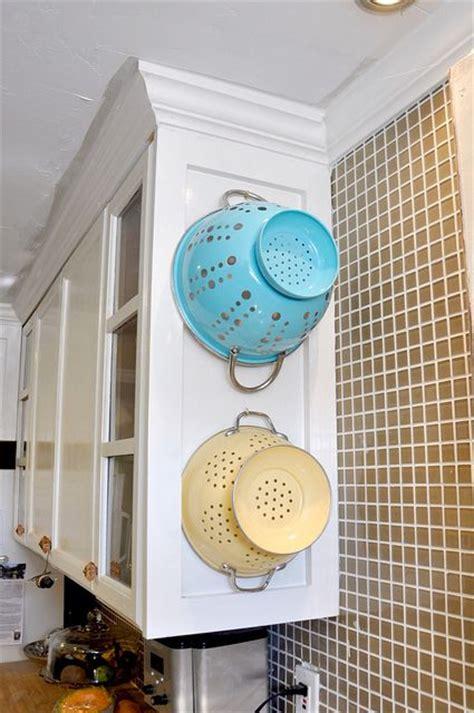 kitchen cabinet end caps strainers on kitchen cabinet end cap home decor