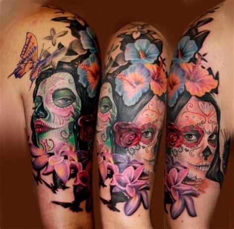 tattoos de catrinas 1000 images about tattoos de catrinas on