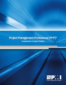 Pmp Content Outline by Justpmp筆記 Pmi官方文件 Pmp出題摘要