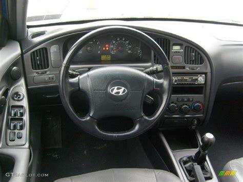 2005 Hyundai Elantra Interior by 2005 Hyundai Elantra Gt Hatchback Gray Dashboard Photo 41637575 Gtcarlot