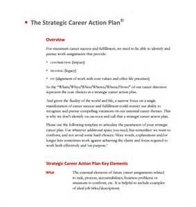 Career Plan Essay Sle by Sle Career Plan 9 Documents In Pdf Word