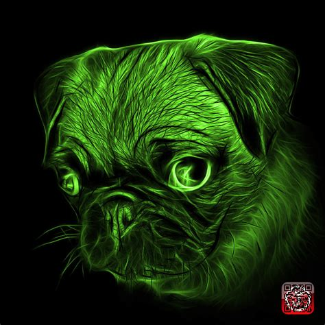 pug variables green pug