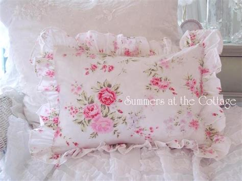 Rachel Ashwell Duvet Summer Bedding Pillows Cottage Living Romantic Home Chic