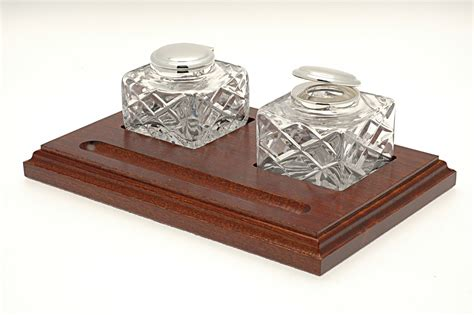 228 Desk Set Desk Sets Engraved Desk Accessories