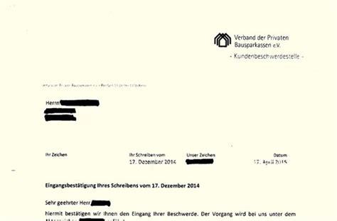 Musterbrief Beschwerde An Ombudsmann Schlichtungsstellen Ombudsm 228 Nner Das Feigenblatt Der Finanzbranche Wirtschaft Stuttgarter