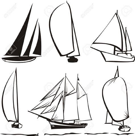 sailboat line drawing vector sailboat line drawing google search sailboat line art