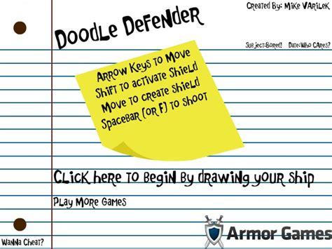 doodle hacked unblocked doodle defender drawing archives pencil drawing