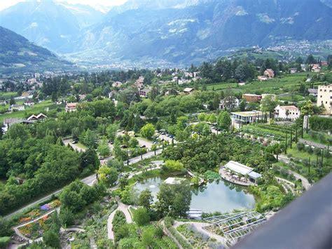 Panoramio Photo Of Trautmannsdorf Garten Merano