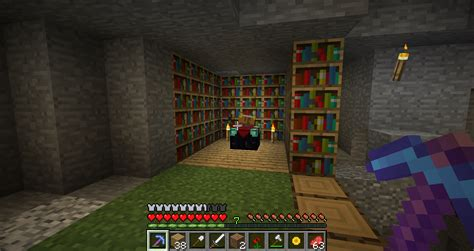 problem with enchanting room survival mode minecraft