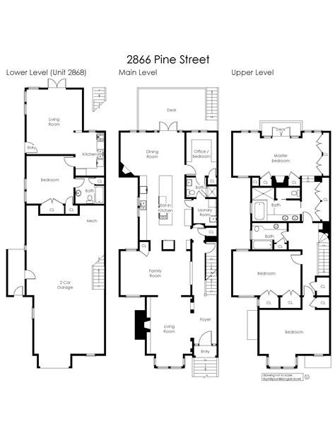 san francisco floor plans 2866 pine st san francisco ca 94115 sotheby s