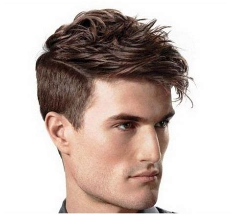 Hairstyle On Sides On Top by Beautiful Mens Hairstyles Sides Top Ideas