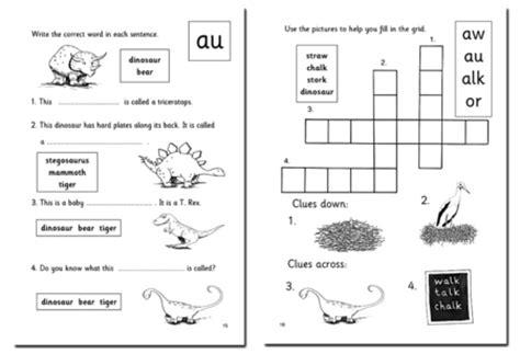 alk pattern words oi phonics homework