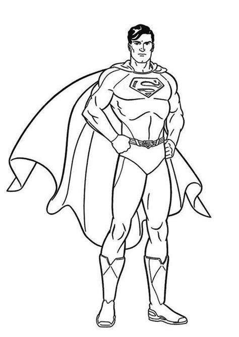 coloring book pages superman superman coloring pages fotolip com rich image and wallpaper