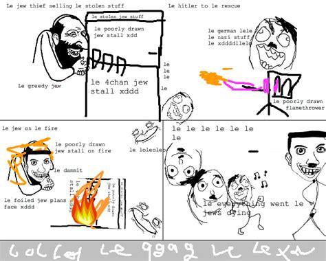 Jew Meme - le sneaky jew xddddd 9gag know your meme