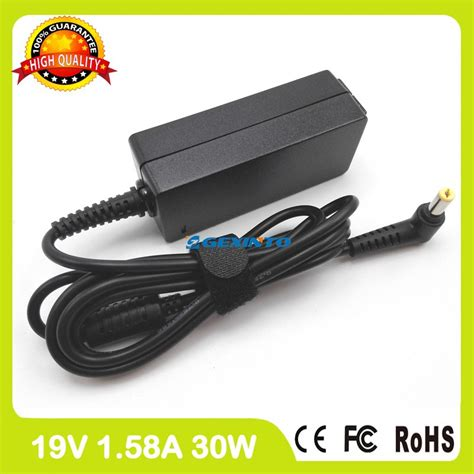 Adaptor Charger Acer 19v 1 58a 19v 1 58a 30w ac adapter hp a0301r3 lc adt00 005 laptop