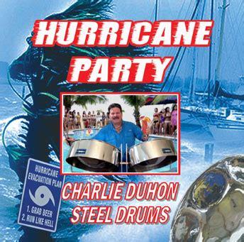hurricane party steel drum music dallas fort worth texas