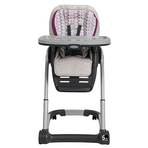 graco blossom 4 in 1 convertible high chair seating system