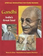 gandhi biography activity gandhi skylight paths publishing