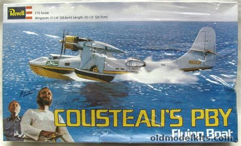 model catalina flying boat kit revell 1 72 cousteau s calypso pby catalina flying boat