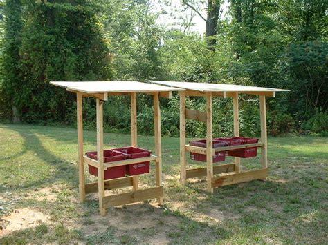 Deer Feeder Plans wooden deer trough feeder plans pdf woodworking