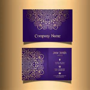 stylish business cards business card with a stylish design vector free