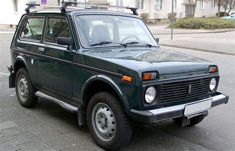 Lada Niva Russia Lada Niva Lada Russian Car