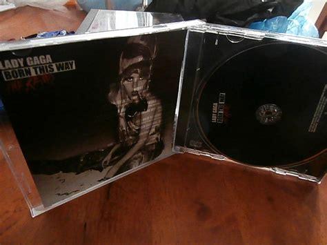 gaga cd born this way the remix 90 00 en mercadolibre