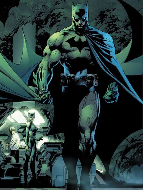 Poster Komik Jim Lees Batman Hush 2 40x60cm 1000 images about stuff i am a fan of on