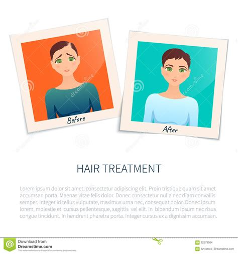 hair treatment download scalp cartoons illustrations vector stock images 570