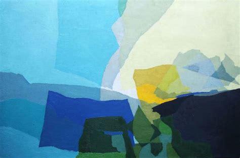 peter  field british abstract landscape richard