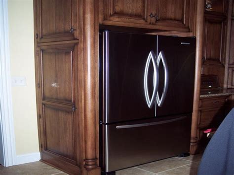 Refrigerator Small Kitchen by Kitchen How To Choose Refrigerators For Small Kitchens