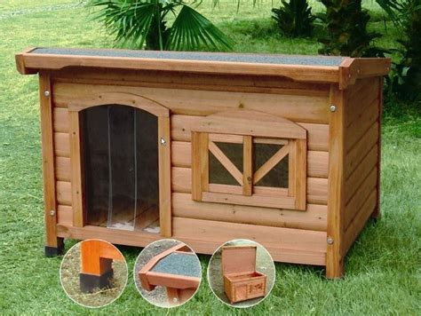 Come Costruire Una Cuccia Per Cani Con I Pallet by Come Costruire Una Cuccia Per Cani Accessori Da Esterno