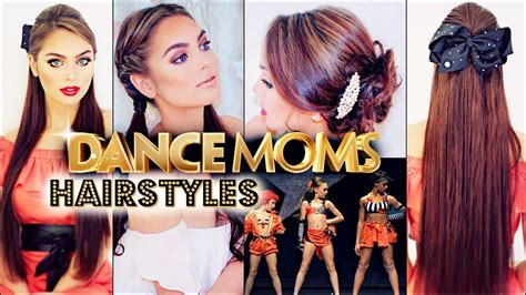 dance moms hairstyles dancemoms hairstyles 1000 images about dancemoms