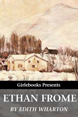 ethan frome books quot ethan frome quot by edith wharton girlebooks
