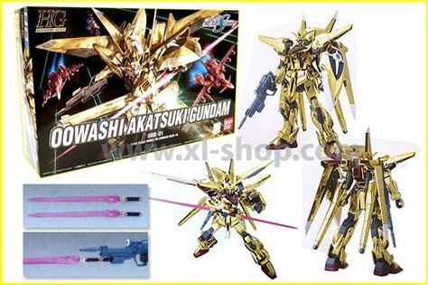 1 144 Hg Owashi Akatsuki Gundam bandai hg 1 144 seed destiny orb 01 oowashi akatsuki gundam