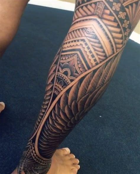 men leg tattoo designs